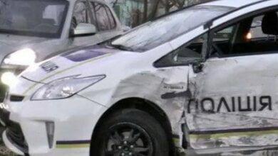 23 полицейских автомобиля попали в ДТП в Николаеве с начала работы патрульной полиции | Корабелов.ИНФО