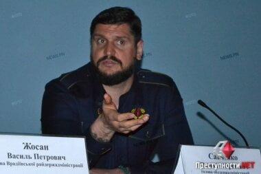 Губернатор Савченко не понимает, почему мужчины жалуются на отсутствие работы, но не идут в полицию и ВСУ