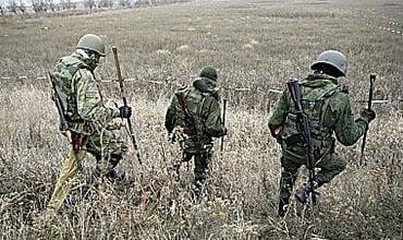 В результате столкновения с вражеской ДРГ в зоне АТО погибли 2 бойца ВСУ   Корабелов.ИНФО