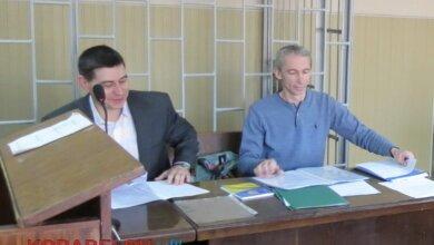 адвокат Свидзинский и обвиняемый Базулько