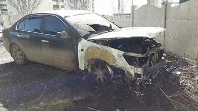 Продолжаются поджоги автомобилей: в Николаеве за одну ночь сгорели три иномарки KIA   Корабелов.ИНФО
