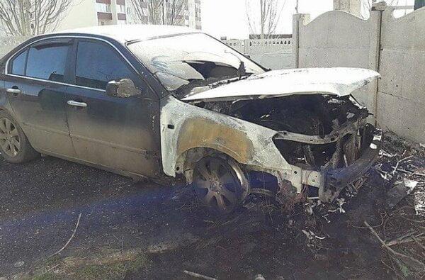 Продолжаются поджоги автомобилей: в Николаеве за одну ночь сгорели три иномарки KIA | Корабелов.ИНФО