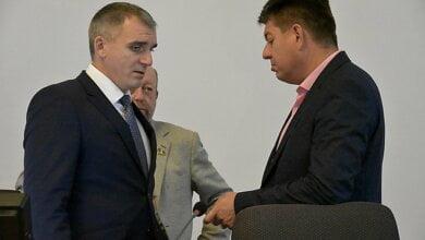 Мэр Николаева призвал «Оппозиционный блок» отозвать своего депутата Солтыса, поднявшего руку на чиновника   Корабелов.ИНФО