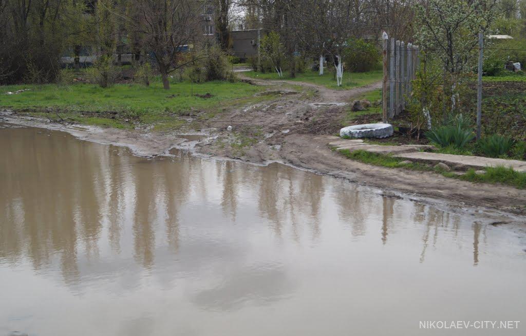 """Широкая Балка """"тонет в болоте"""". Власти, по словам местных жителей, не реагируют   Корабелов.ИНФО image 10"""