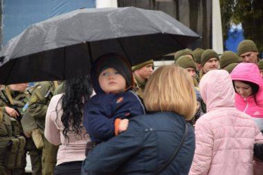До Миколаєва із зони АТО повернулись бійці Нацгвардії | Корабелов.ИНФО image 4