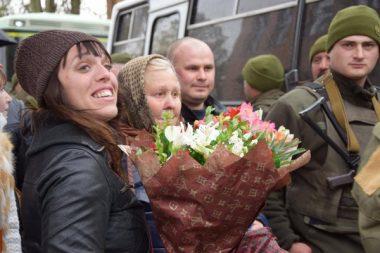 До Миколаєва із зони АТО повернулись бійці Нацгвардії | Корабелов.ИНФО image 5