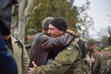 До Миколаєва із зони АТО повернулись бійці Нацгвардії | Корабелов.ИНФО image 6