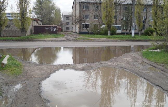 """Широкая Балка """"тонет в болоте"""". Власти, по словам местных жителей, не реагируют   Корабелов.ИНФО image 11"""