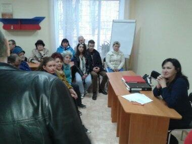 Отчет депутата Горбенко Натальи перед избирателями (округ №24, Корабельный район)