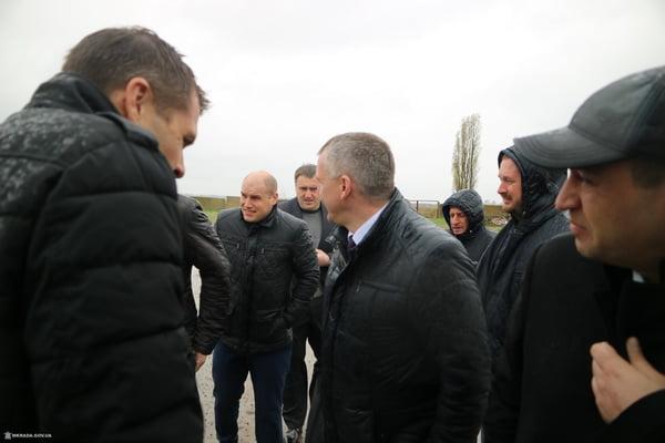 К августу 2017 г. планируют завершить реконструкцию здания решеток Галициновских очистных сооружений