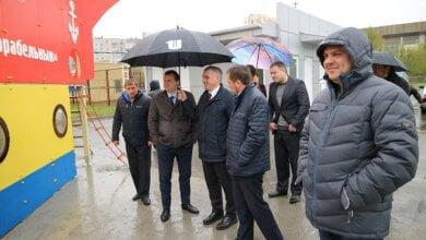 Photo of Еще денег из бюджета просят на продолжение строительства «Линкора» для детей в Корабельном районе