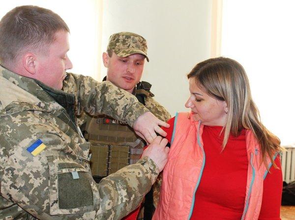 Першу медичну та першу психологічну допомогу воїнам АТО вчили надавати у Корабельному районі   Корабелов.ИНФО image 3