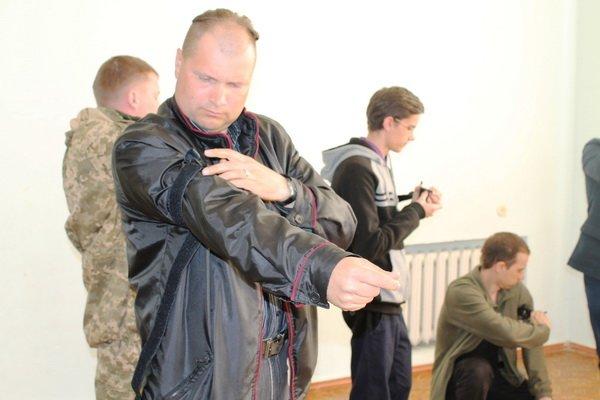 Першу медичну та першу психологічну допомогу воїнам АТО вчили надавати у Корабельному районі   Корабелов.ИНФО image 5