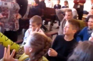 """""""А читання нам – це свято!"""" Школярі у Корабельному розважилися з користю   Корабелов.ИНФО"""