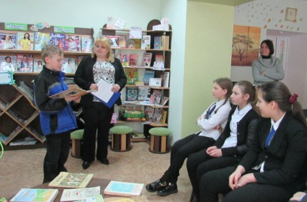 У бібліотеці для дітей в Корабельному районі відзначили ювілей Володимира Рутківського   Корабелов.ИНФО image 1