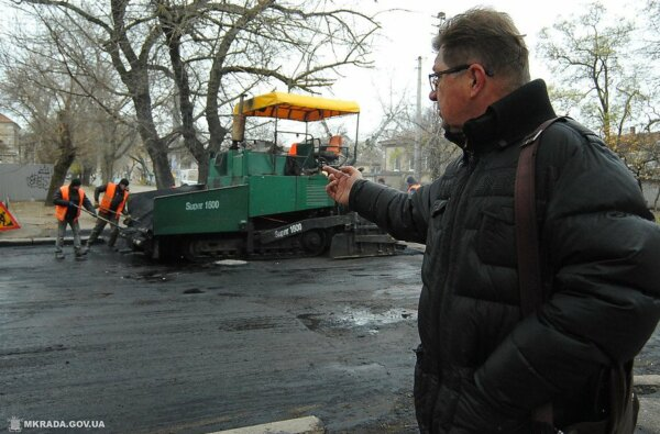 Полиция подозревает «Николаевавтодор» в завладении 1,1 млн.грн. на ремонте дорог в частном секторе Корабельного района   Корабелов.ИНФО