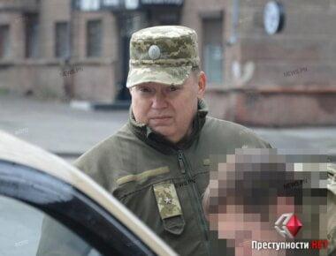 В Николаеве  задержали майора областного военкомата на взятке в $1500