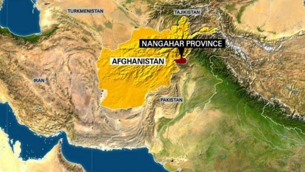 Photo of США сбросили на Афганистан самую мощную неядерную бомбу весом 10 тонн