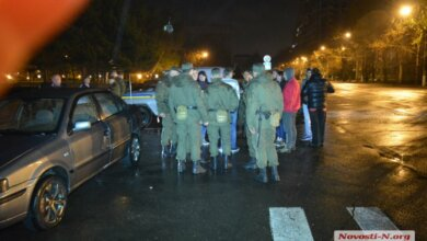 Вечером на праздник Пасхи в Николаеве произошла массовая драка | Корабелов.ИНФО