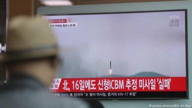 КНДР запустила очередную баллистическую ракету | Корабелов.ИНФО