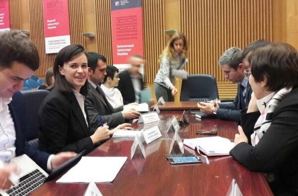 Представник ДП «СК «Ольвія» взяла участь у нараді в Міністерстві інфраструктури щодо розвитку державно-приватного партнерства   Корабелов.ИНФО