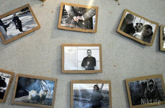 «Вони поруч»: николаевцам показали жизнь бомжей сквозь призму фотоаппарата   Корабелов.ИНФО image 3