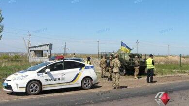 Уровень угрозы «желтый»: в праздничные дни на въездах/выездах города Николаева будут работать блокпосты СБУ | Корабелов.ИНФО
