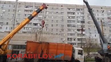 Как спасали провалившийся под асфальт мусоровоз в Корабельном районе | Корабелов.ИНФО image 1