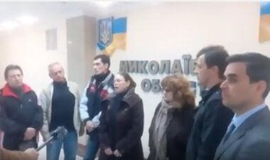 «Відеозаява про політізацію та репресії в руссдрам театрі»