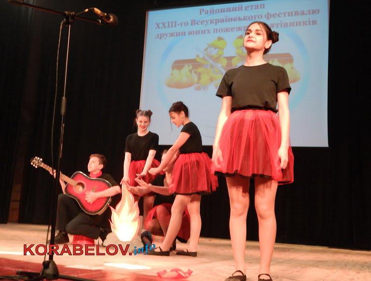 Photo of «Не пустуй і схаменись!» У Корабельному відбувся районний етап Всеукраїнського конкурсу юних рятівників