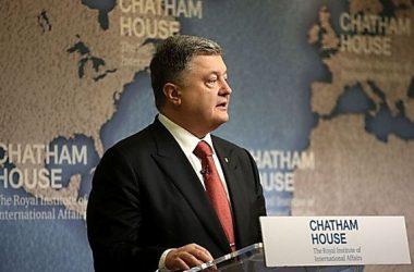 «У нас нет другого выбора», – Порошенко заявил, что РФ можно принудить к миру только силой   Корабелов.ИНФО