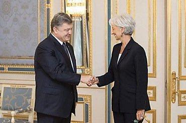 """""""МВФ решил выделить Украине 1 миллиард долларов"""", – Петр Порошенко   Корабелов.ИНФО"""