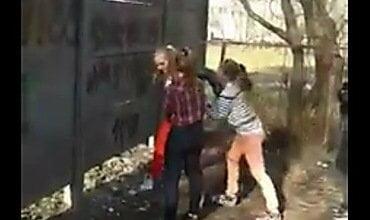 В Чернигове школьницы жестоко избивали ногами девочку на глазах у других подростков | Корабелов.ИНФО image 1