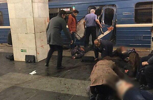 В Санкт-Петербурге в метро прогремел взрыв, есть жертвы | Корабелов.ИНФО