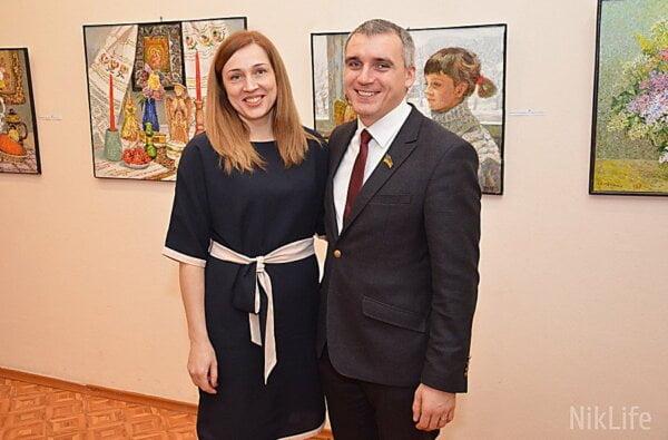 Мэр Николаева с женой за 2016 год официально заработали почти 4 миллиона гривен | Корабелов.ИНФО