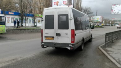 Photo of «Вы поднимаете настроение», — жительница Николаева о «легендарном» водителе «маршрутки» №2