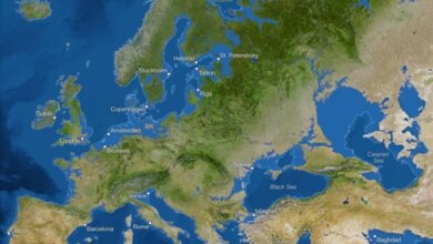 Якщо розтануть льодовики, Херсон і Миколаїв опиняться під водою, Азовське море з'єднається з Каспієм | Корабелов.ИНФО