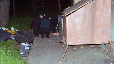 В Одессе  возле Куликова поля  обнаружили рюкзак со взрывчаткой   Корабелов.ИНФО image 1