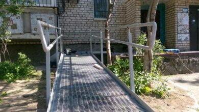 В Николаеве все дома, где живут инвалиды-колясочники, оборудуют пандусами | Корабелов.ИНФО