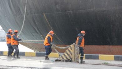 Портовики «Ника-Теры» померялись в профессионализме и мастерстве безопасного выполнения работ | Корабелов.ИНФО image 7