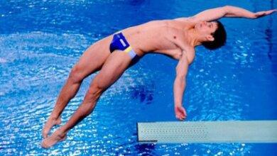 У николаевского прыгуна в воду Ильи Кваши - три «золота» на чемпионате Украины | Корабелов.ИНФО
