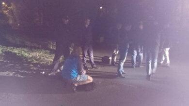 Стрельба на улице в Корабельном районе раздалась посреди ночи при задержании группы квартирных воров   Корабелов.ИНФО image 1