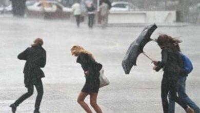 Ухудшение погоды в Николаевской области: ГСЧС предупреждает о сильном ветре и дожде   Корабелов.ИНФО