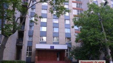 Из окна 9-го этажа общежития в Николаеве выпал студент | Корабелов.ИНФО