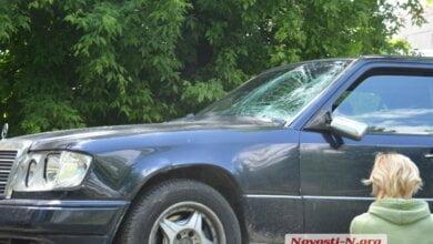 «Мерседес» в Николаеве насмерть сбил пешехода | Корабелов.ИНФО image 1
