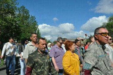 Реальний опис подій так званої «бійки між «афганцями» та «радикалами» на 9 травня у Миколаєві»
