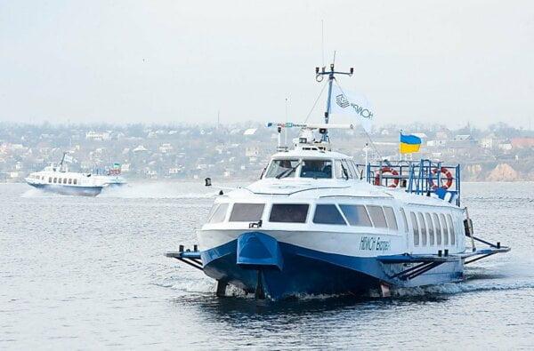 По Южному Бугу запустят пассажирские «ракеты» из Николаева до Кинбурнской косы | Корабелов.ИНФО image 3
