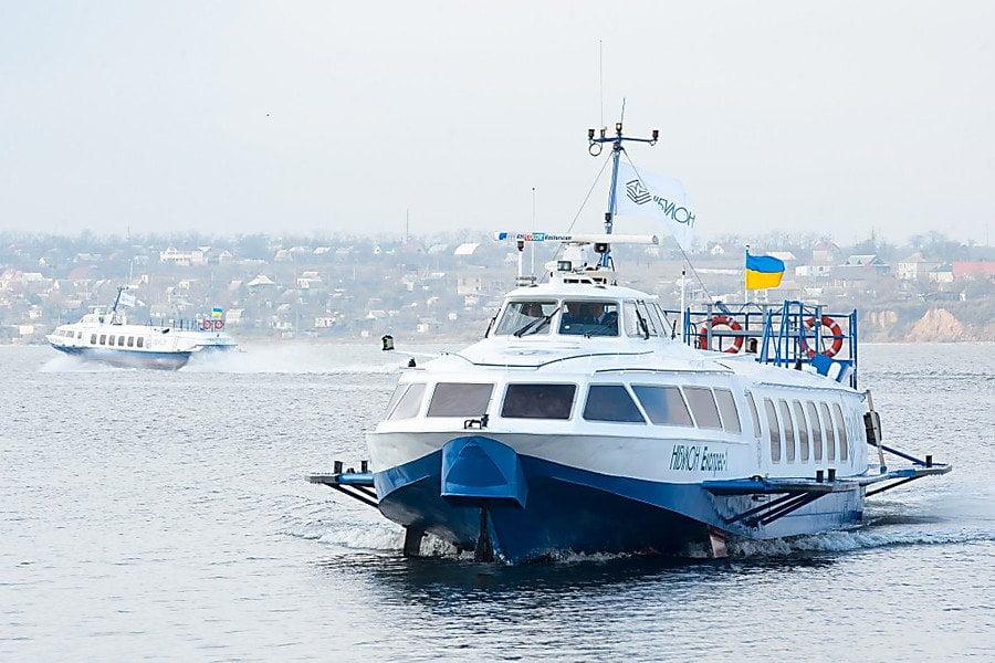 Photo of По Южному Бугу запустят пассажирские «ракеты» из Николаева до Кинбурнской косы