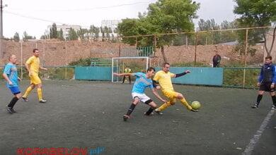 Портовики и страховики в Николаеве сразились на футбольном поле. Матч между «Ольвией» и «Орантой» (ВИДЕО)   Корабелов.ИНФО image 2