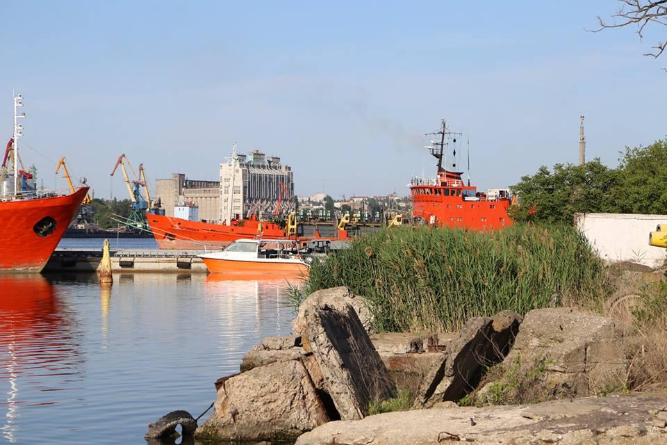 Звуки Морского Порта